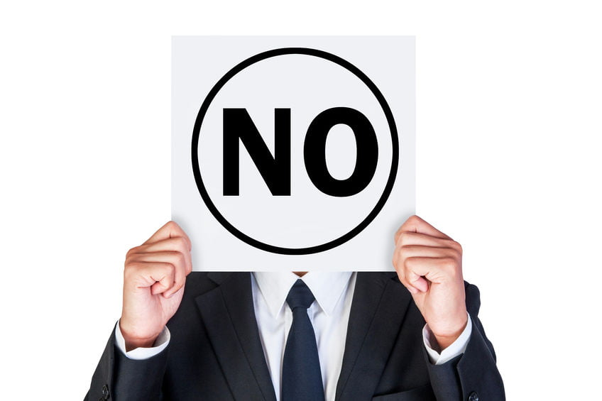 how to say no confidently